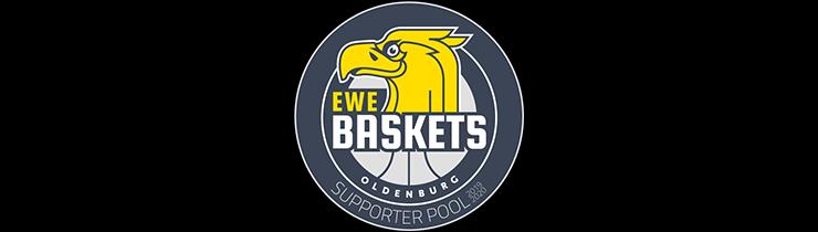 Logo der EWE Baskets