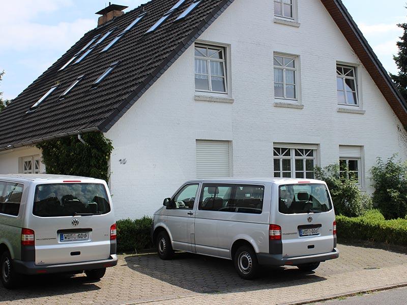 Aussenwohngruppe Röntgenstraße